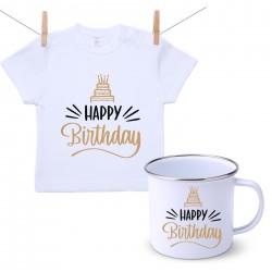 Szett Happy birthday