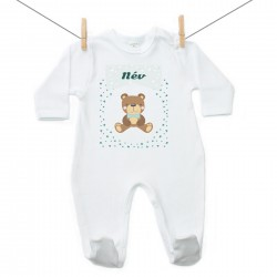 Overál Maci - Fiú (a baba nevével)
