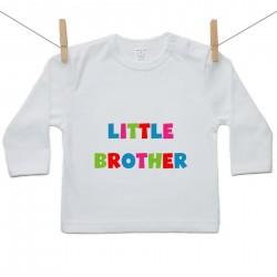 Gyerek póló (Hosszú ujjú) Little brother