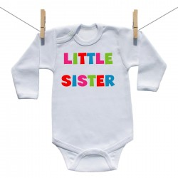Baba body (Hosszú ujjú) Little sister
