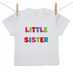 Gyerek póló (Rővid ujjú) Little sister