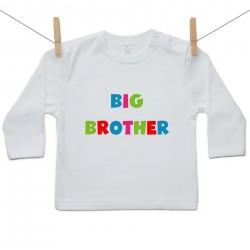 Gyerek póló (Hosszú ujjú) Big brother