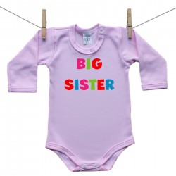 Baba body (Hosszú ujjú) Big sister