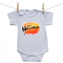 Rövid ujjú body Happy Halloween