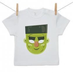 Rövid ujjú póló Halloween maszkok