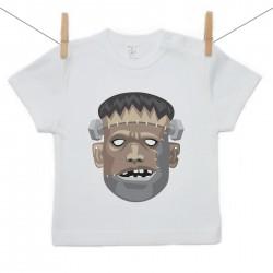 Rövid ujjú póló Frankenstein