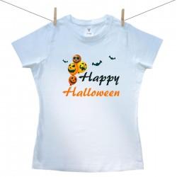 Női póló Happy Halloween