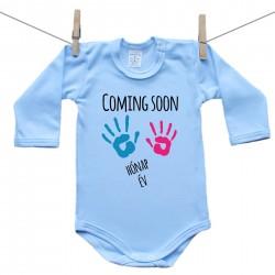 Hosszú ujjú body (kék) Coming soon