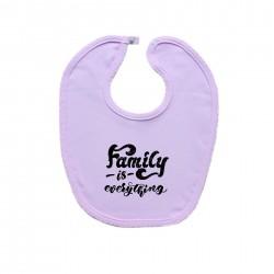 ElőkÉk (rózsaszín) Family is everything