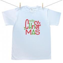 Férfi póló Merry Christmas