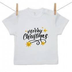 Rövid ujjú póló Merry Christmas