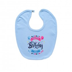 ElőkÉk (kék) Happy birthday (a baba nevével)