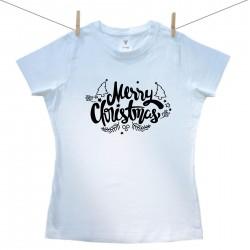 Női póló Merry Christmas