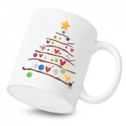 Bögrék Karácsonyfa