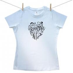 Női póló All you need is love